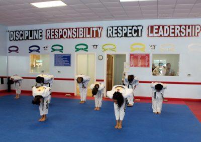 Empower Taekwondo Grand Opening Performance