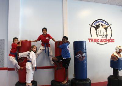 Empower Taekwondo Kids