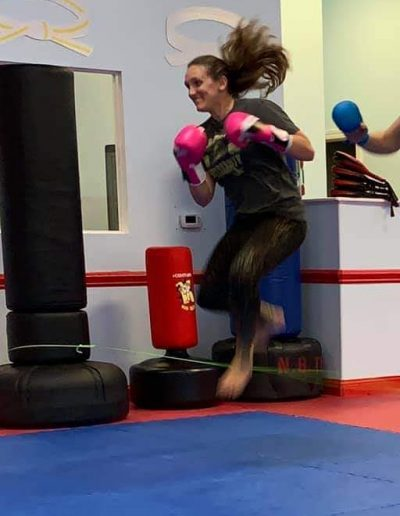 Kick2BeFit Class