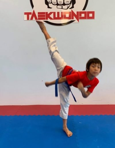 Kicking High