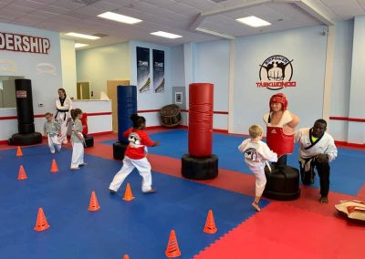 Little Dragon Tae Kwon Do Class (2)