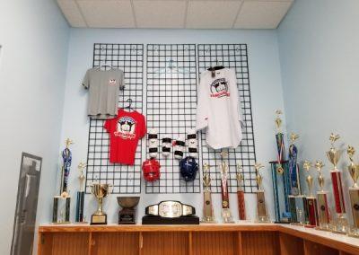 Taekwondo uniforms and gears