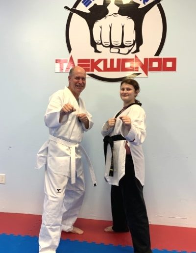 Adult Taekwondo Class