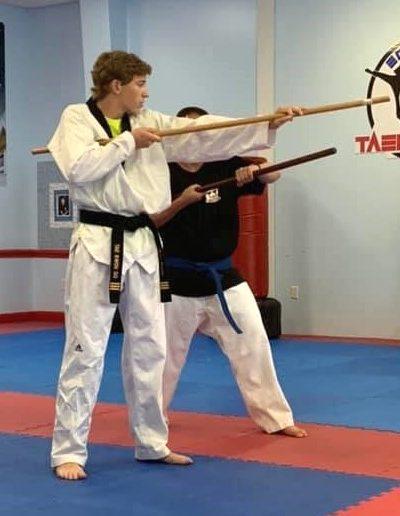 Adult Taekwondo Weapon Class