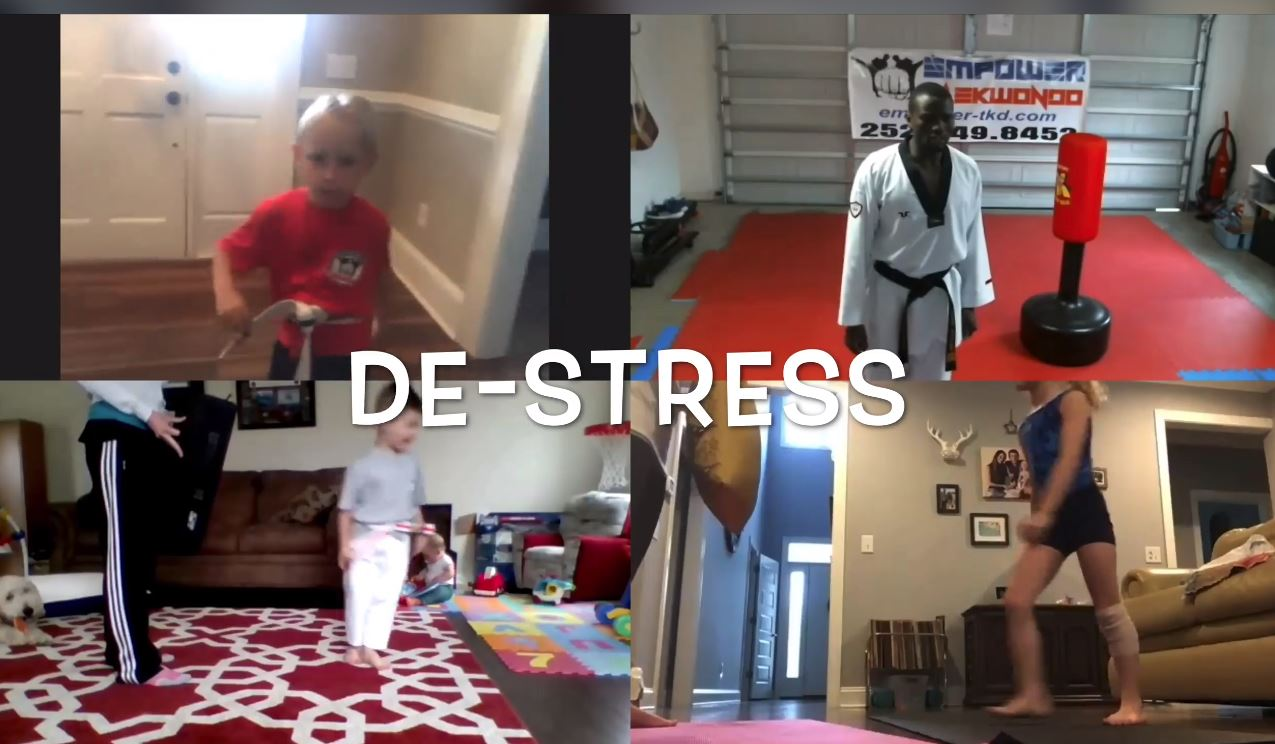Online Workout for Kids 2