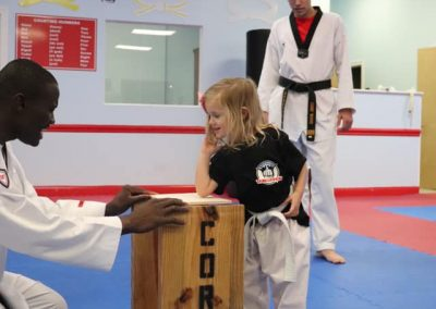 Martial art for kids