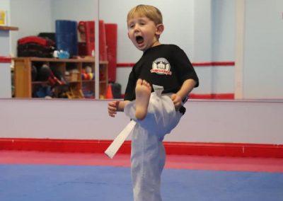 Martial art for kids