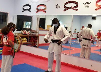 Youth Dragon Taekwondo for kids