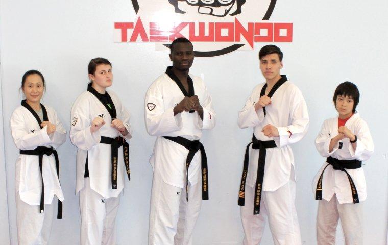 Black belt team