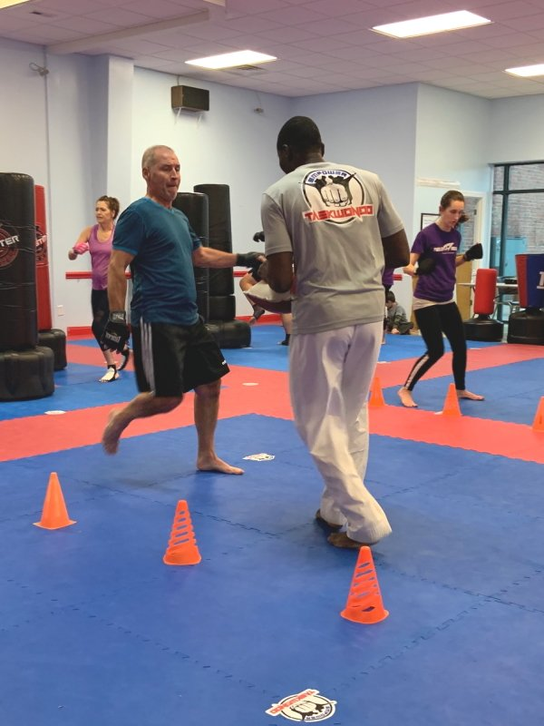 kick2befit kick boxing