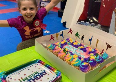 Empower Taekwondo Birthday party